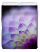 Dahlia Glow Duvet Cover