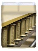 Daisho-in Steps Duvet Cover