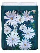 Daisies Galore Duvet Cover