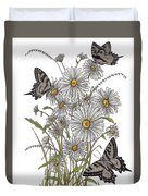 Daisy At Your Feet Duvet Cover