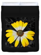 Daisy Crown Duvet Cover