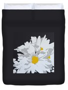 Daisy, Daisy How Does Your Garden Grow...... Duvet Cover