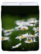 Daisy Summer Sunshine Duvet Cover