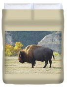 Dakota Badlands Majesty Duvet Cover