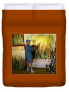 Dale Painting Duvet Cover