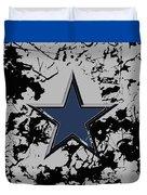 Dallas Cowboys 1b Duvet Cover