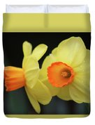 Dallas Daffodils 07 Duvet Cover