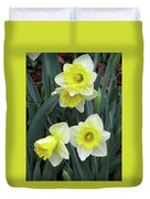 Dallas Daffodils 08 Duvet Cover