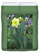 Dallas Daffodils 63 Duvet Cover