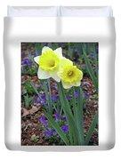 Dallas Daffodils 78 Duvet Cover