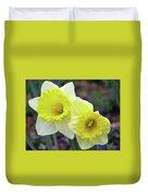 Dallas Daffodils 79 Duvet Cover