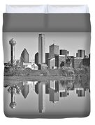 Dallas Monochrome Duvet Cover
