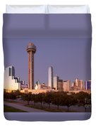 Dallas - Texas Duvet Cover