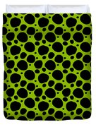 Dalmatian  Black Pattern 09-p0173 Duvet Cover