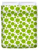 Dalmatian Pattern With A White Background 09-p0173 Duvet Cover