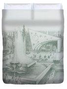 Damascus Duvet Cover