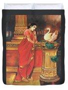 Damyanti Reproduction Duvet Cover
