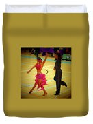 Dance Contest Nr 06 Duvet Cover