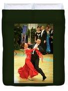 Dance Contest Nr 09 Duvet Cover