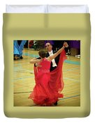 Dance Contest Nr 11 Duvet Cover