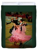 Dance Contest Nr 13 Duvet Cover