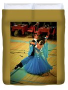 Dance Contest Nr 14 Duvet Cover