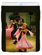 Dance Contest Nr 16 Duvet Cover