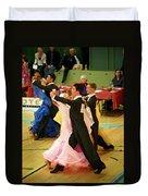 Dance Contest Nr 18 Duvet Cover