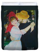 Dance  Duvet Cover