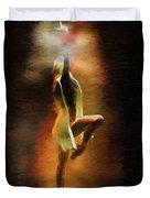Dance Macabre Duvet Cover