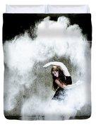 Dancer Duvet Cover