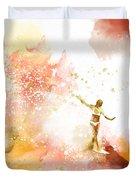 Dancer On Water 2 Duvet Cover