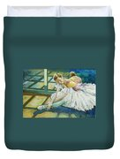 Dancer Duvet Cover