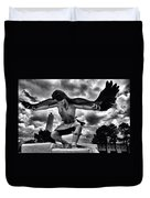 Dancing Eagle  Duvet Cover
