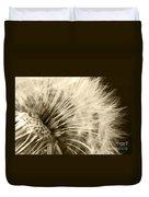 Dandelion 8 Duvet Cover