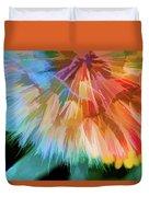 Dandelion Circus Duvet Cover