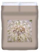 Dandelion Fireworks Duvet Cover