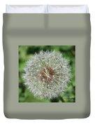 Dandelion Macro Duvet Cover