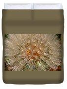 Dandelion Seed Head Duvet Cover