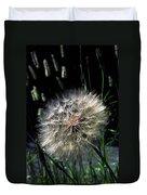 Dandelion Seedball Duvet Cover