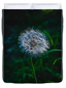Dandelion Seeds 2 Duvet Cover