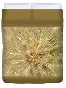 Dandelion Seeds Duvet Cover