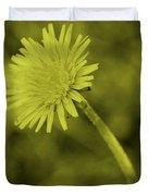 Dandelion Tint Duvet Cover