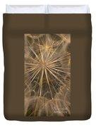 Dandelion Twenty One Duvet Cover