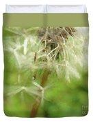 Dandelion Wish 7 Duvet Cover