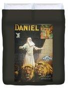 Daniel: Film, 1913 Duvet Cover