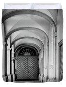 Danish Vault Duvet Cover
