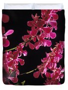 Danrobium Orchids Used To Make Lais Duvet Cover