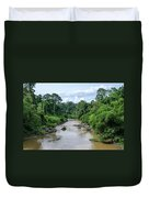 Danum Valley Duvet Cover