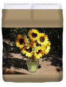 Dappled Sunlight Duvet Cover